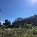 Vennebu Hill wedding and event barn and windmill in Wisconsin Dells