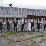 Vennebu Hill wedding and event barn Wisconsin Dells