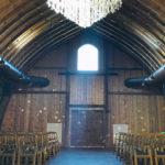 Vennebu Hill Wedding Venue Ceremony Barn