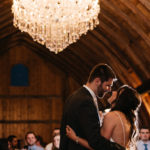 Vennebu Hill - in Wisconsin Dells - new wedding and event venue - first dance party barn
