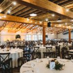 Vennebu Hill - in Wisconsin Dells - new wedding and event venue - the reception and dining hall