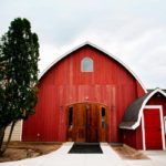 Vennebu Hill - in Wisconsin Dells - new wedding and event venue - the front doors