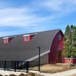 Vennebu Hill - in Wisconsin Dells - new wedding and event venue - barn exterior