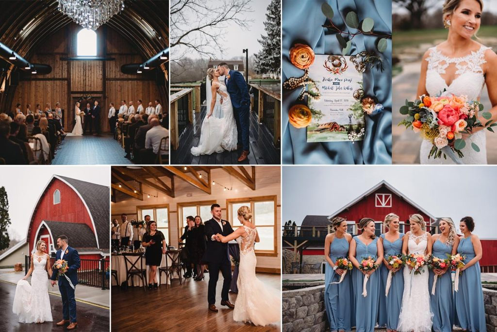 Beautiful start to the 2019 wedding season