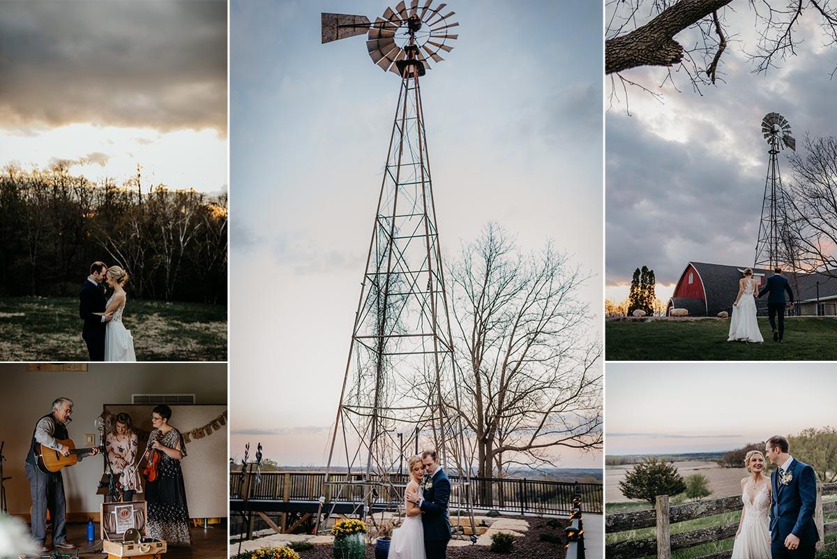 Spring 2019 Weddings at Vennebu Hill